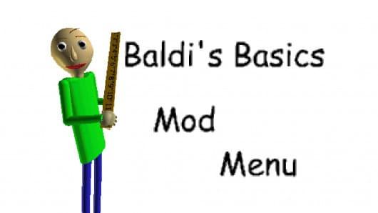 Балди Мод Меню
